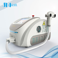 Skin care center use 808nm diode laser for hair removal