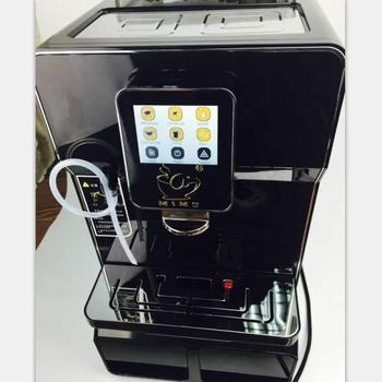 2018 New Design Classical Black and White Fully Automatic Coffee Machine