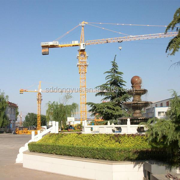 China Brand Construction Tower Crane Price 6T