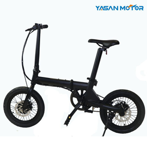 Newest 36V 5.2Ah Mini Folding E-Bike with Hidden Battery for Hot Sale