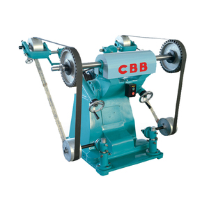VALVES Buffing material testing hand buffing wheel machine from Quanzhou equipment supplier