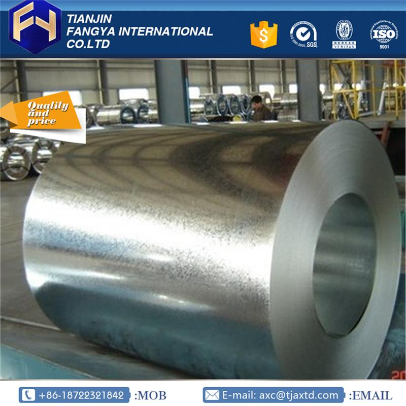 AXTD ! bright finish galvanized steel coil 0.48x1250mm GL Coils for wholesales