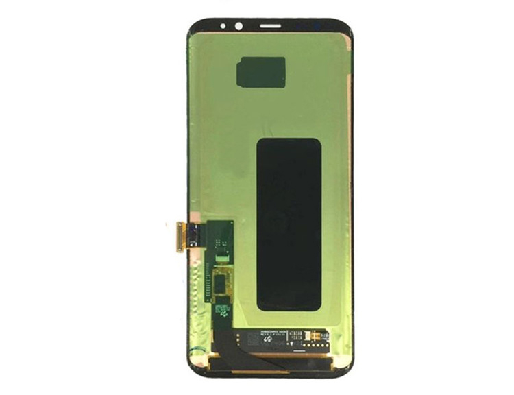 Sz LCD display manufacturer For Phone Spare Parts For Samsung Galaxy S8 LCD Screen