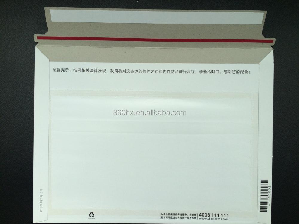 Zf 400 Dhl Ups Fedex Express Envelope Making Machine Buy