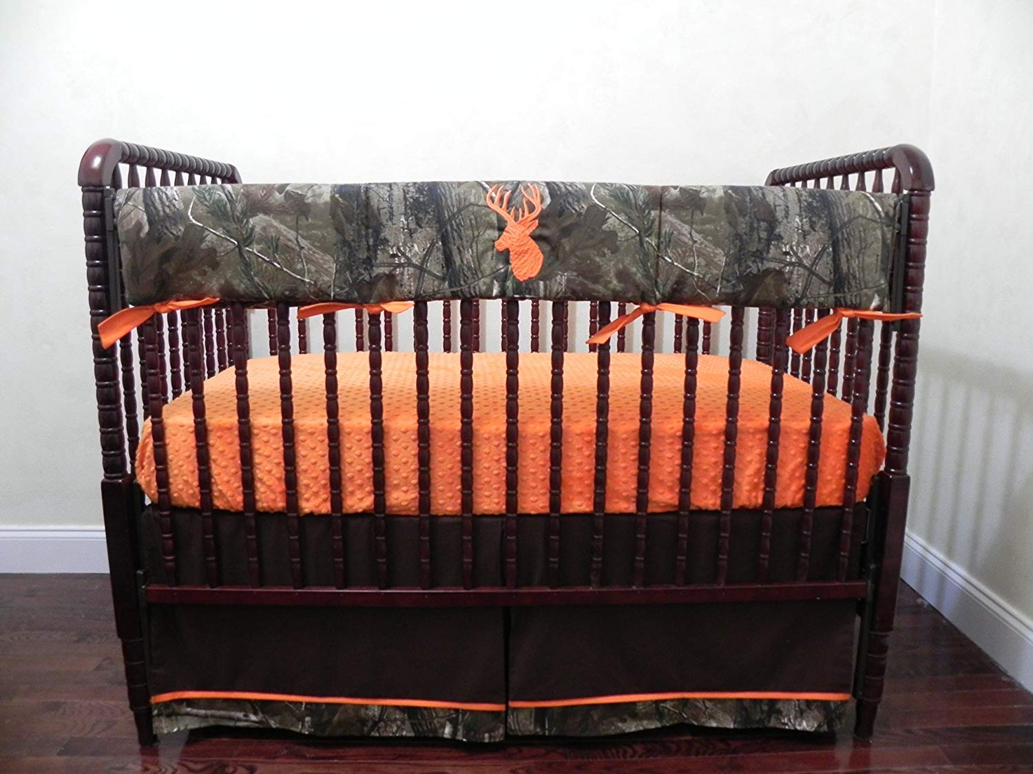 Nursery Bedding Perless Baby Crib Set Boy Rail Cover