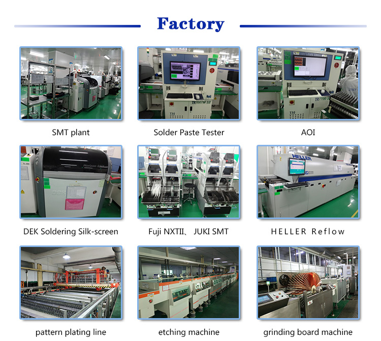 Shenzhen factory customized pcb, Electronic printing circuit board, 6L multilayer pcb board for 5/10w Wireless Charger