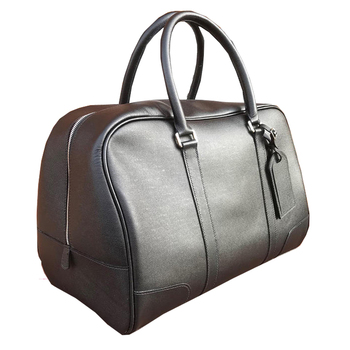 3f9f66ea8ac5d High quality saffiano leather travel bag luxury oversize duffel bag for men