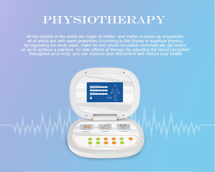 2019 Hot sale electrotherapy for nervous tension increase cell oxygen storage