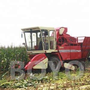 Chinese modern agricultural machinery equipment for corn harvesting