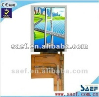 "2.0"" QCIF+ Portrait TFT LCD Module display 176*(RGB)*220 without touch screen panel"