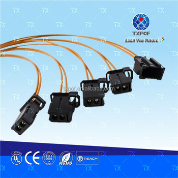 Electric Vehicle Internal Use High Voltage Cable For Car Without Shield