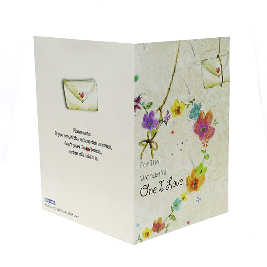 Custom Recordable Greeting Card, Custom Recordable Greeting Card ...