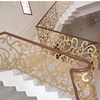 hammered black exterior stair railing home fence designs back door entrance handrail