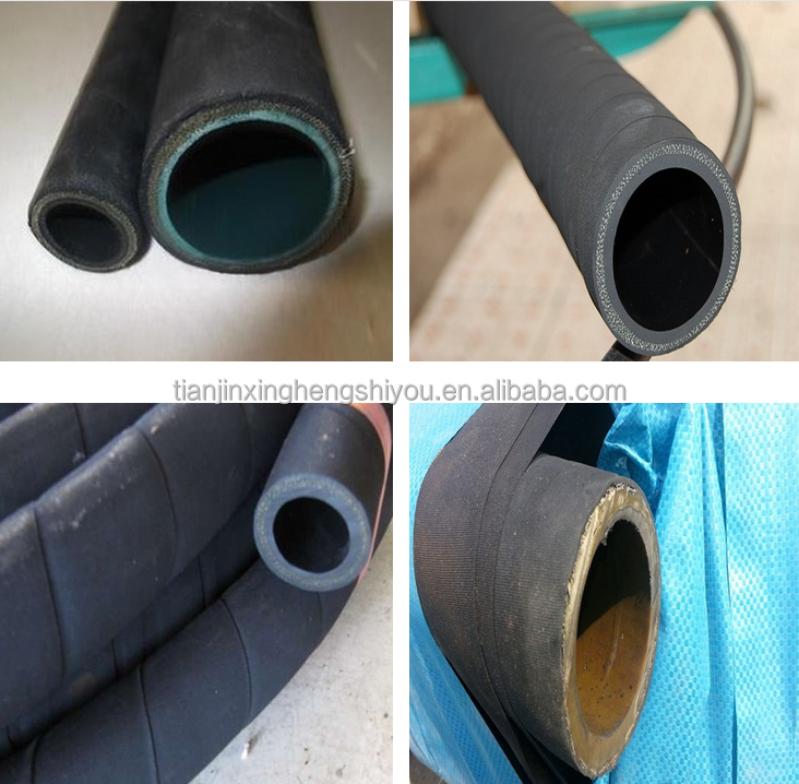 Petrol Station Used Smooth Cover High Pressure Fuel Hose