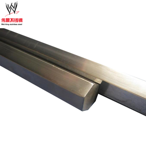 Stainless Steel Hexagon Rods Bright Polished Hexagon Bar