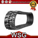 Hagglunds BV 206 ATV rubber track and crawler undercarriage with 2000 hours warranty