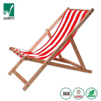 Outdoor Wood Decking Swing Chairs Leisure Double Seat Folding Deck Chair Relax Lounge