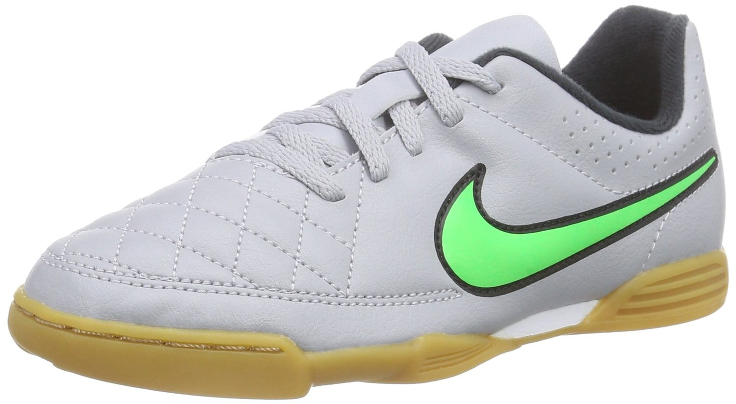 the best attitude ec40d 7438f Get Quotations · NIKE JR Tiempo Rio II IC Soccer Shoes Size 5.5 Y