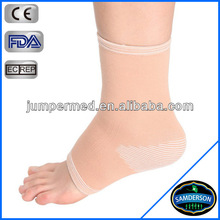 Elastic knit ankle brace / Ankle support / foot sleeve