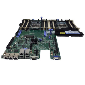 Tested System Board For IBM X3550 M4 00Y8375 Server Motherboard