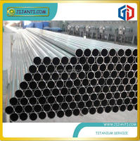 Best price Model JIJANTITP036 titanium pipe