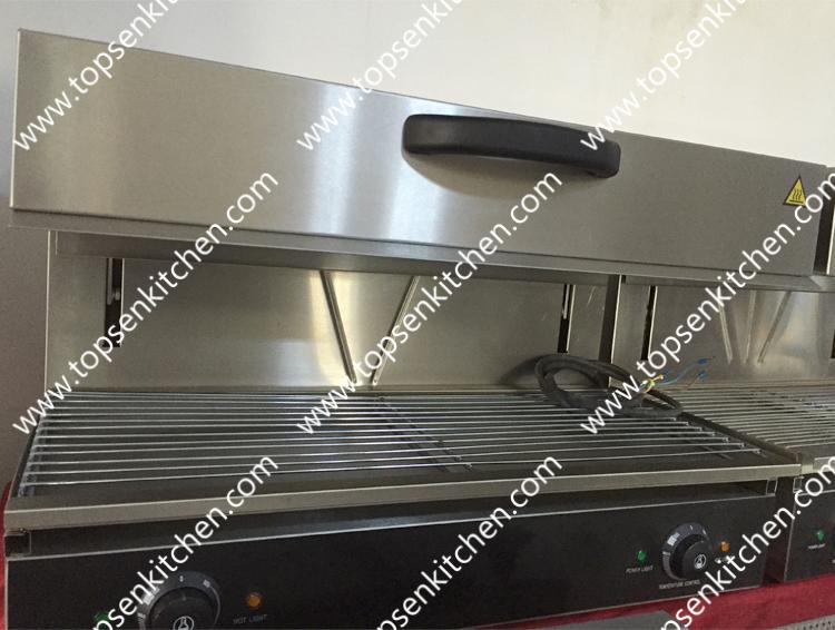 Ristorante messicano salamandra forno grill elettronico - Attrezzatura da cucina ...