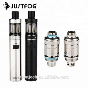 China Wholesale E Cigarette Justfog Fog1 1500Mah Cigar Distributor