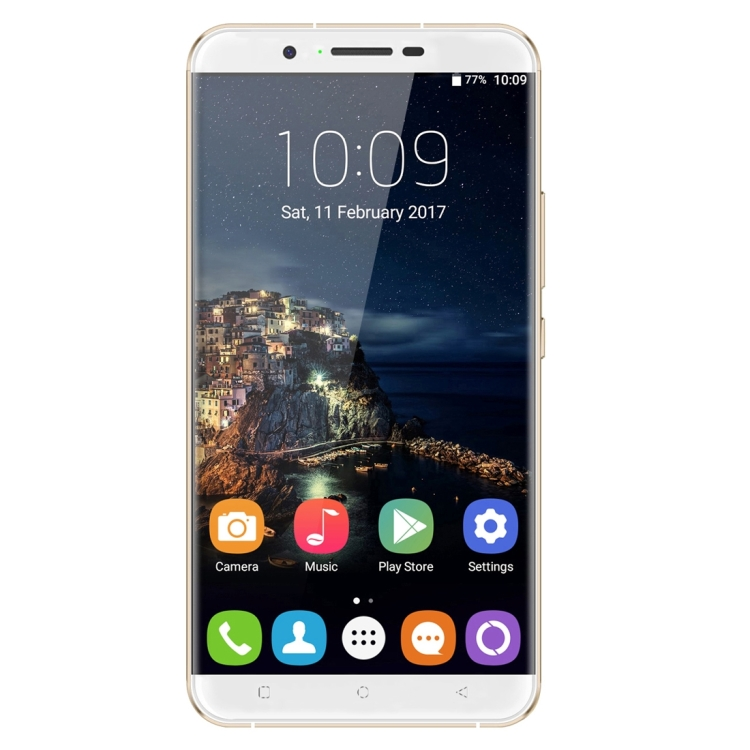same day shipping Press Fingerprint Identification 6.0 inch Android 7.0 OUKITEL U16 Max 3GB+32GB 4g mobile phone