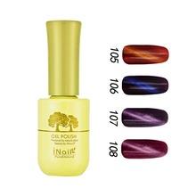 Free shipping 5D Magic Charm Gel Polish 6pcs Inail UV Gel Nail polish 15ml 12 colors