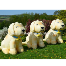 Inflatable dog animal Outdoor Advertising Air cartoon