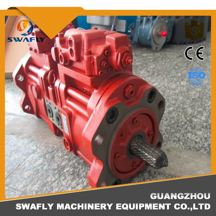 China Manufacturer Small Hydraulic Pump For K3V63DTP