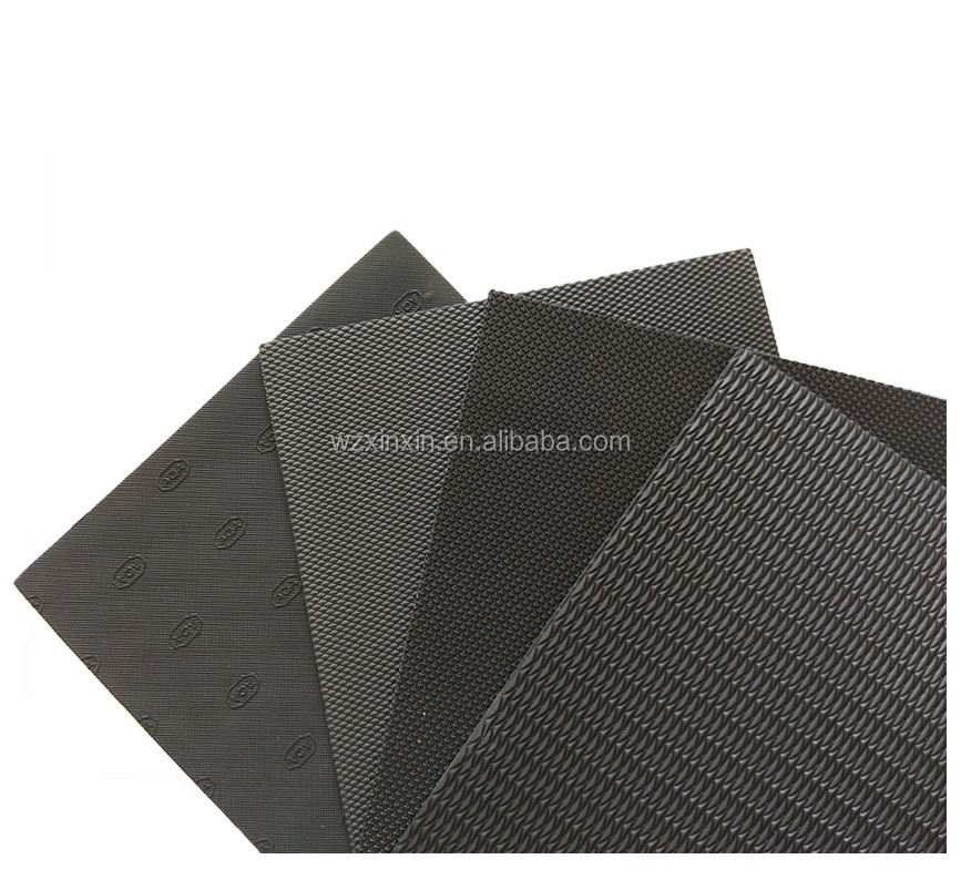 rubber sole sheet for sandals