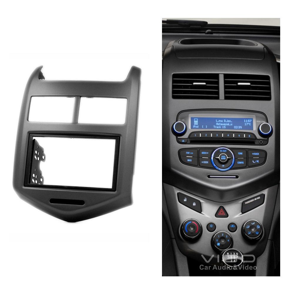 11 181 Car Radio Fascia For CHEVROLET Aveo Sonic Barina