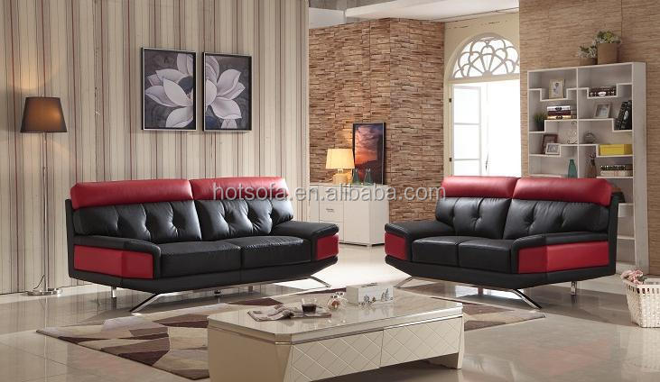 Factory Outlet Modern Design Alibaba Top Grain Leather Sofa