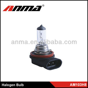 High quality quartz material factory price motorcycle h4 low xenon high halogen hid bulbs