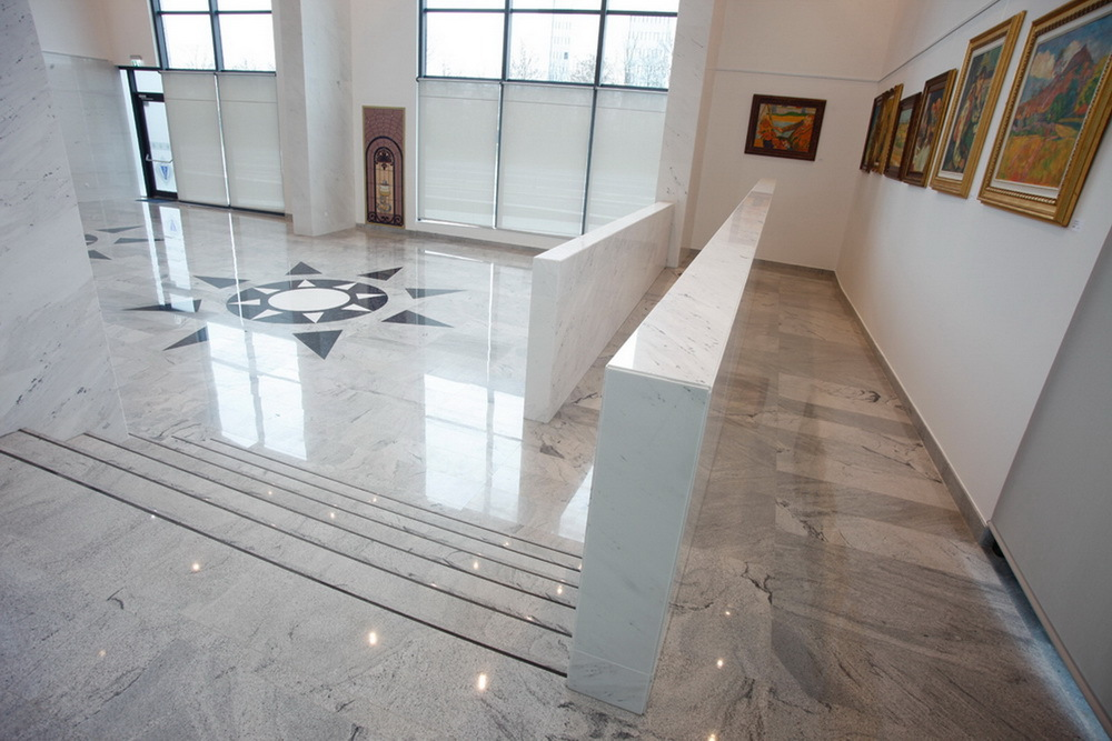 The China Viscount White Granite Tiles Granite Floor Tiles Buy