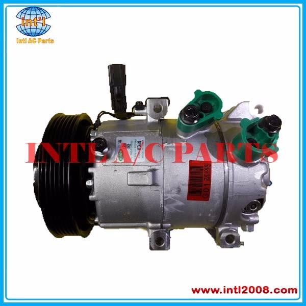 Auto A/c Compressor For Forte / Soul/ Hyundai I30/elantra ...