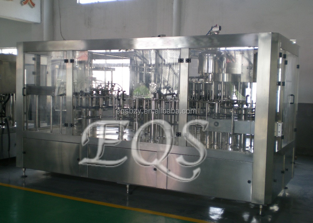 Tea Filling Machine, Hot Filling Machine, 18000 PET Bottle