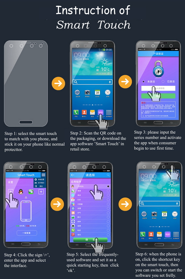 Alibaba China Crazy Selling 3d Screen Protector For Lg Optimus G ...