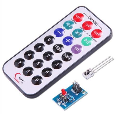 HX1838 VS1838 NEC Infrared IR Wireless Remote Control Sensor Module For Arduino