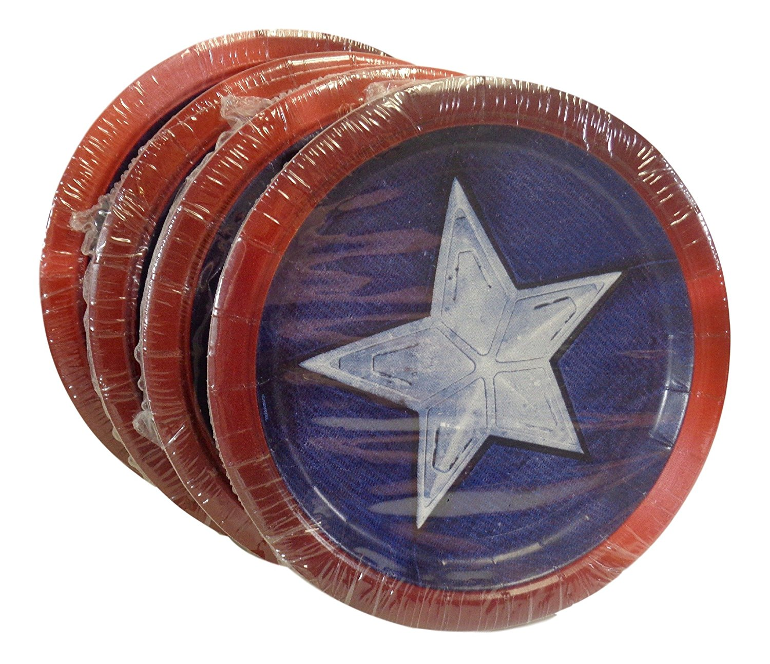 Get Quotations · Bulk Buy Marvel Avengers Captain America Paper Party Cake Plates (16) Plates  sc 1 st  Alibaba & Cheap Bulk Paper Plates find Bulk Paper Plates deals on line at ...