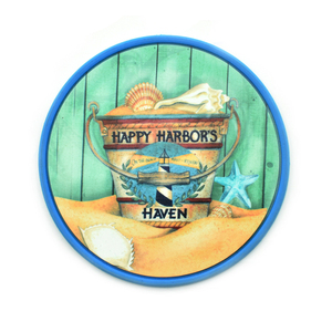 Wholesale Decorative Beer Coaster Printing Beach Coasters For Drinks