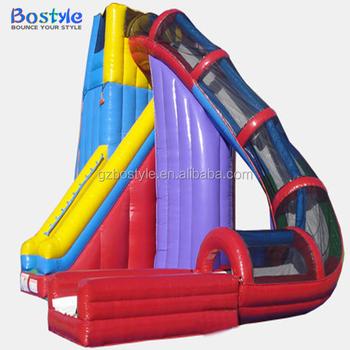 Used Swimming Pool Slide Water Park Slides For Sale - Buy Inflatable Water  Park Slides,Inflatable Swimming Pool Slide,Inflatable Surf Slides With Pool  ...