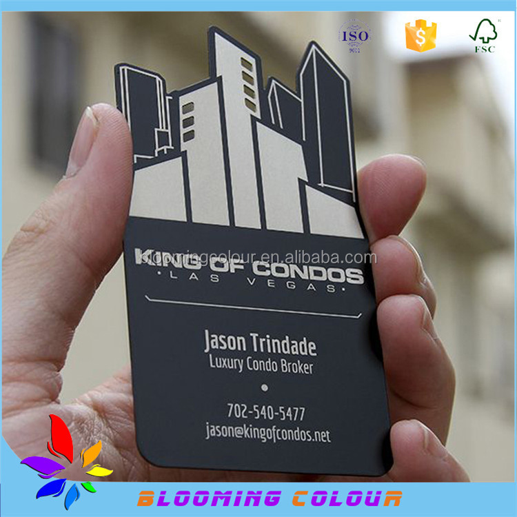 High Quality Different Shape Metal Business Card/design For Your Own ...