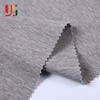 97 cotton 3 spandex ponte roma grey jersey fabric for baby clothing pants