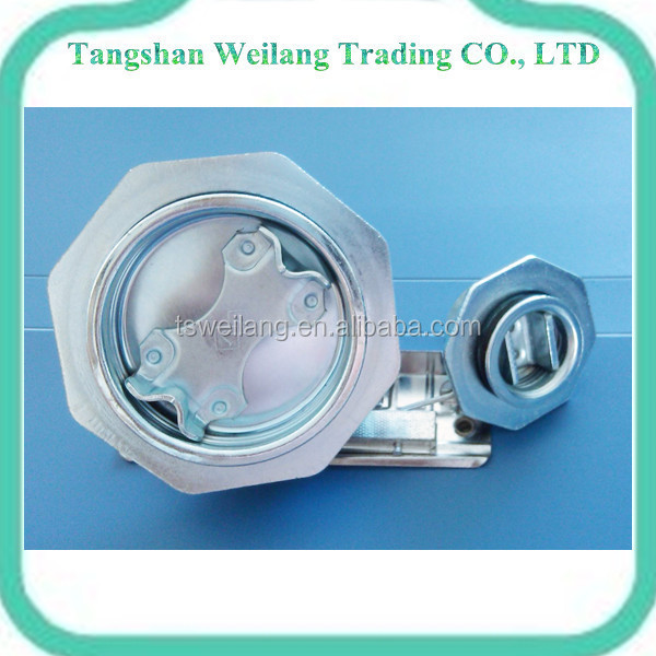 china supplier steel drum lids in super quality