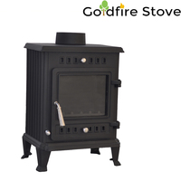 High Efficiency Home Use Wood Burning Stove