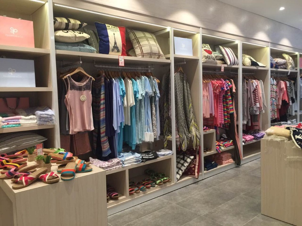 Cloth Store Interior Design Suppliers And Manufacturers At Alibaba