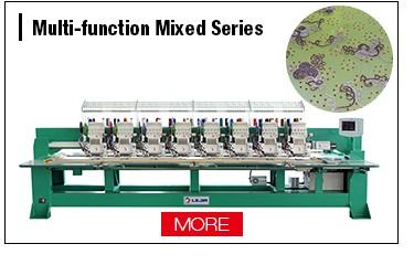 Tajiima 9 iğneler 20 kafaları düz bilgisayarlı nakış makinesi lejia