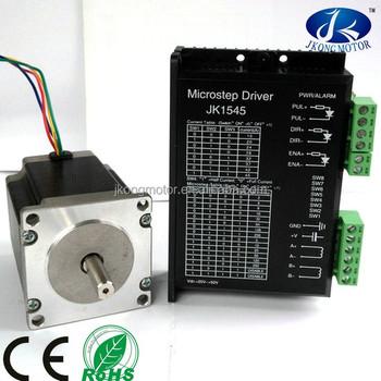 Cnc machine kits nema 23 stepper motor with driver jk1545 buy.